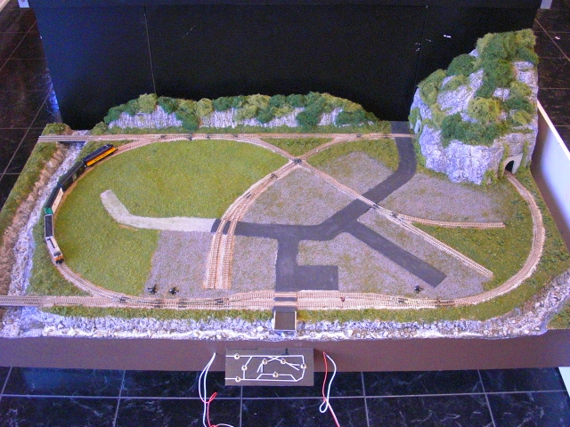 Two Rivers (N Scale) | Rail Tales | Charlottesville, Virginia