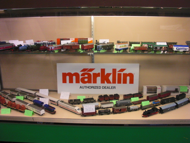 Marklin dealer